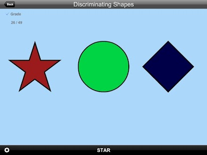 Discriminating Shapes Lite- screenshot thumbnail