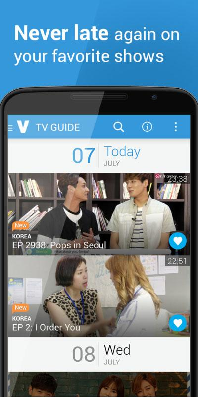 Viki: Free TV Drama & Movies- screenshot