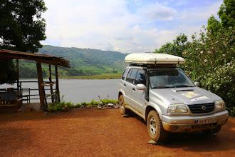 Photo: Zikos at Lake Bunyonyi