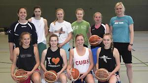 D1 | Entlastung in der Zone: BC70-Damen starten in die Saisonvorbereitung
