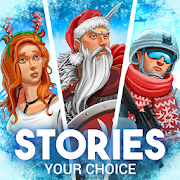 Stories: Your Choice (new episode every week)