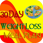 30 Days Weight Loss Meal Plan