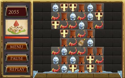 Рыцари матч3 сага
