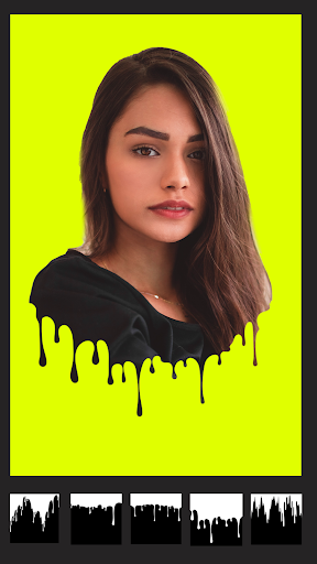 Instasquare Photo Editor: Drip Art, Neon Line Art 2.1.8 Screenshots 7
