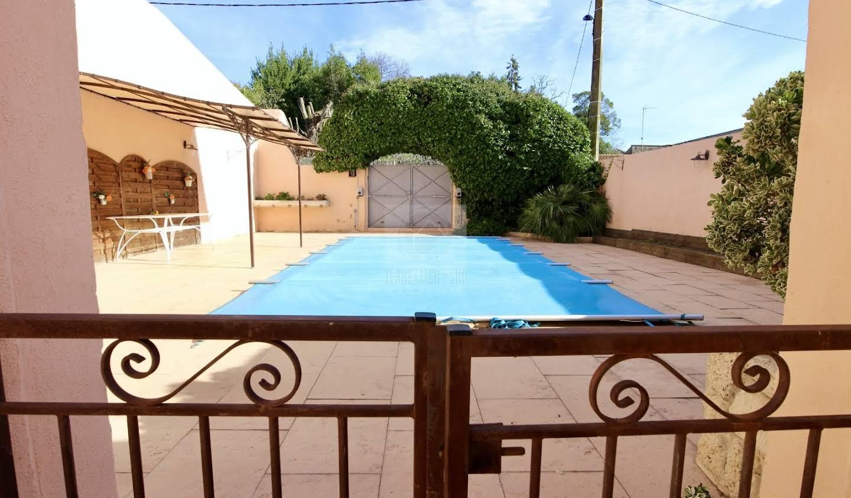 Maison avec piscine et terrasse Capestang