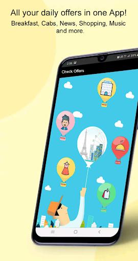 appsbrowzer - online offers coupons deals browser screenshot 1