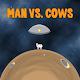 Man VS. Cows