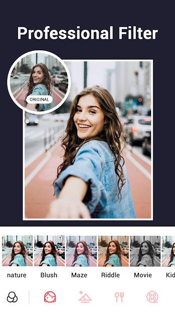 Pic Collage Maker - Photo Editor & Collage Frame Android App Screenshot