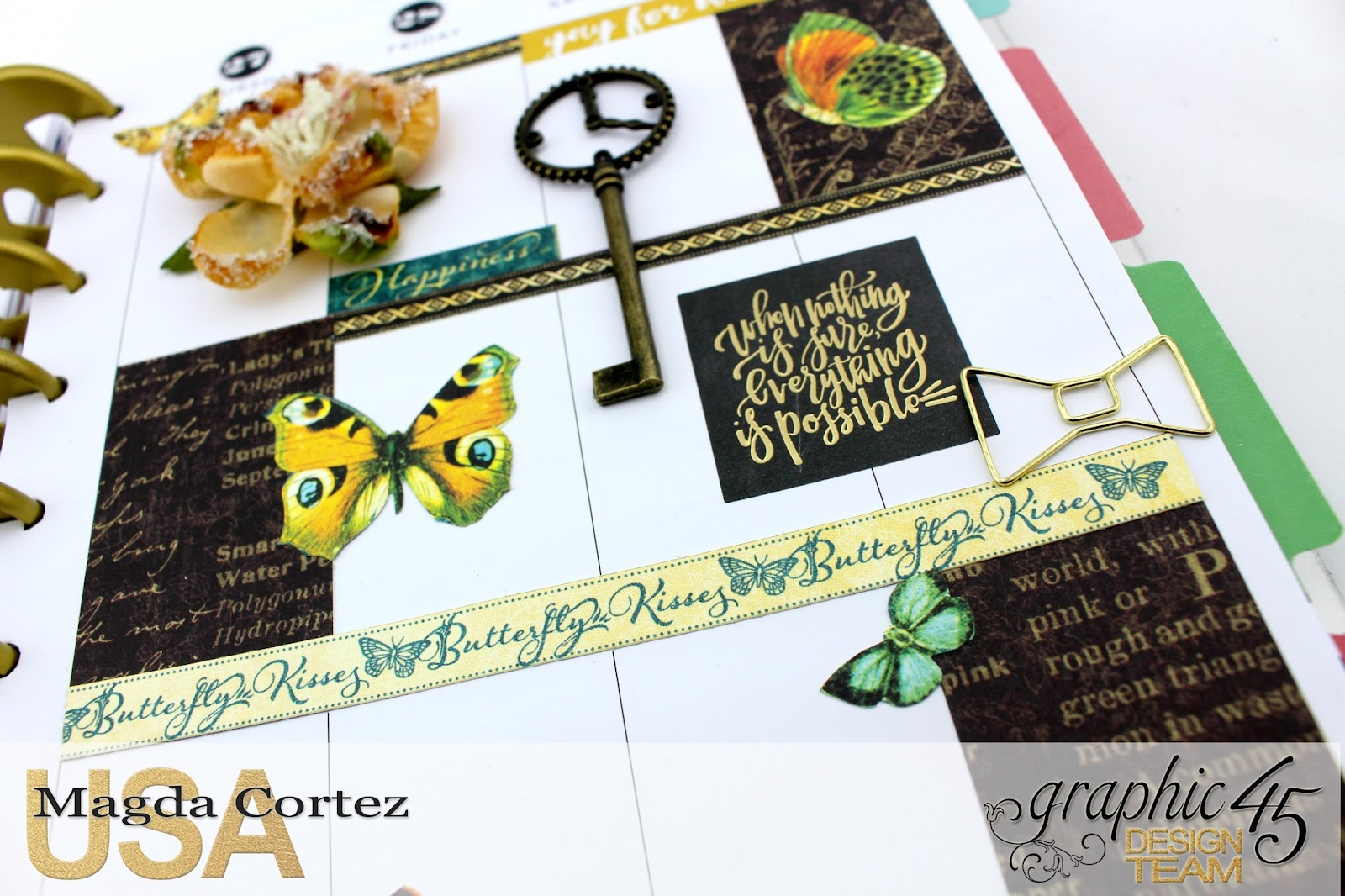 My JULY G45 Planner, Nature Sketchbook By Magda Cortez, Product by G45, Photo 20 of 20.jpg