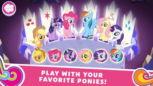 My Little Pony: Harmony Quest 1.8 screenshots 1