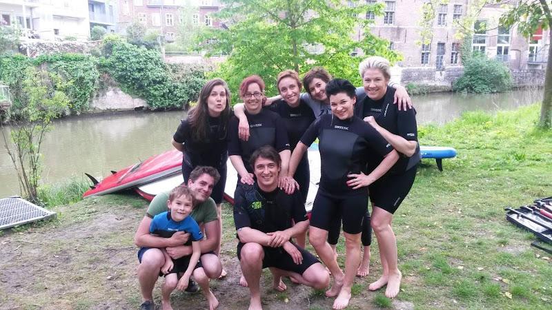 Sup Teambuilding