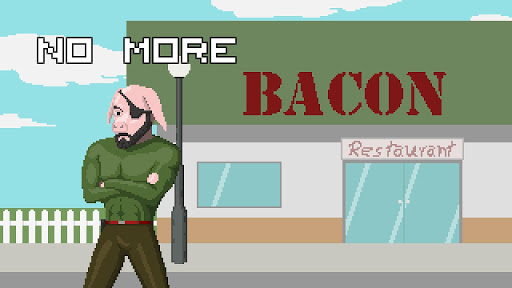 No More Bacon screenshot 1