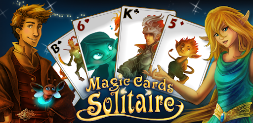 Alt image Magic Cards Solitaire (engl.)