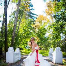 Wedding photographer Kseniya Belonosova (Belonosova). Photo of 14.09.2015