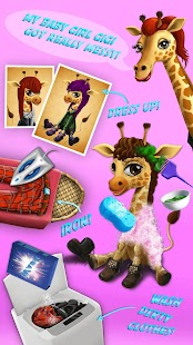 Baby Animal Hair Salon 2- screenshot thumbnail