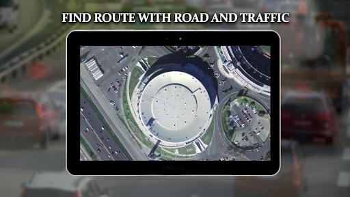 Live Earth Map – Satellite Map View, GPS Tracker 2.2 screenshots 6