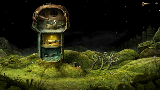 Samorost 3 Demo  screenshots 1