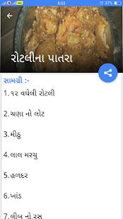 Gujarati Nasta(Breakfast, Snack) Recipe - náhled