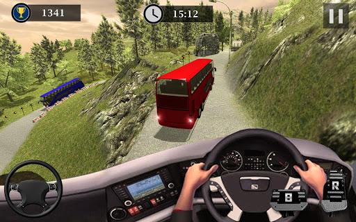 Uphill Off Road Bus Driving Simulator - Bus Games 1.14 screenshots 2