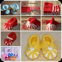 Crochet Baby Shoes HD ( Crochet Baby Booties ) icon
