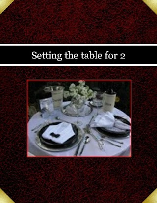 Setting the table for 2