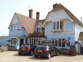 Photo: Mark Dorber's wonderful Anchor pub, just outside of Southwold, serves up perfect real ales alongside locally sourced, delectable food items.