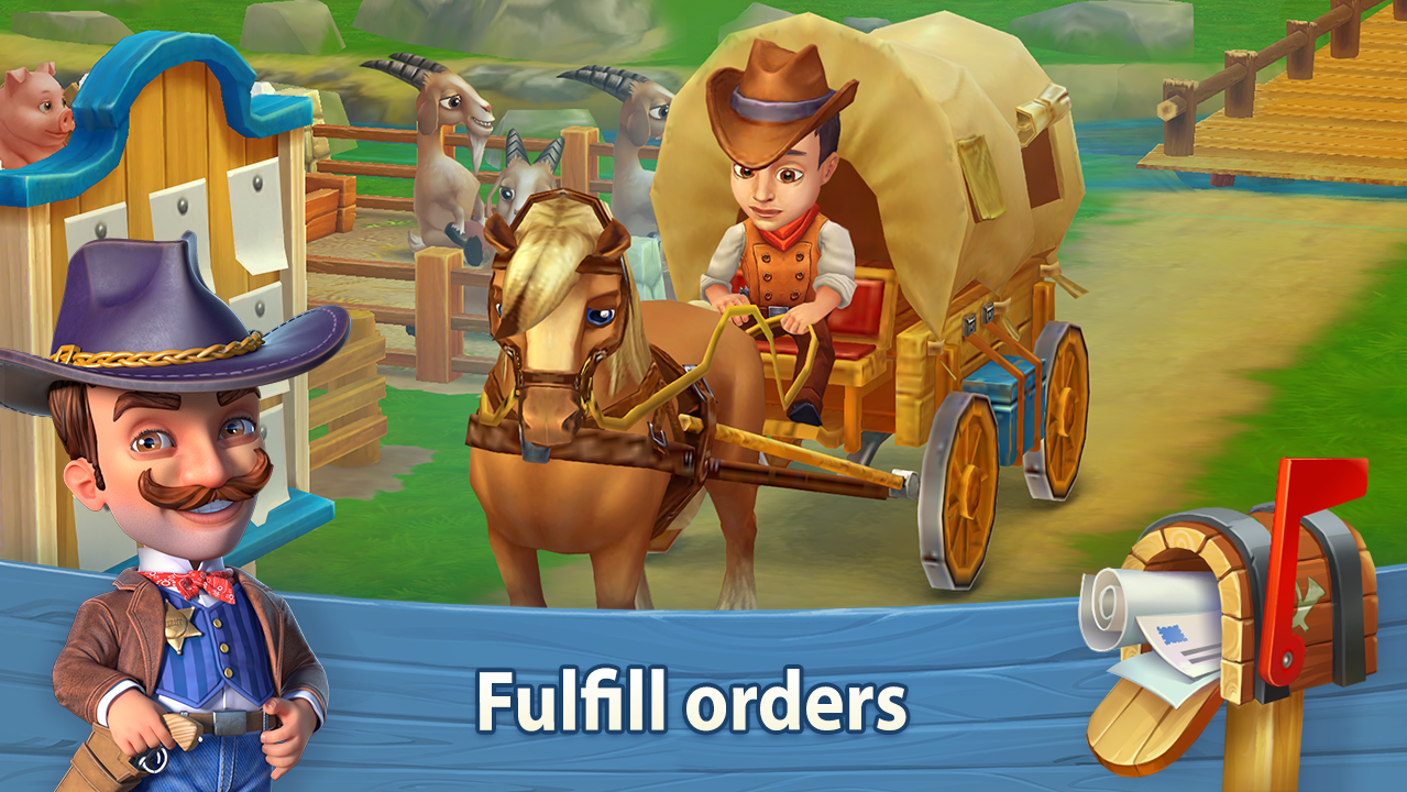 Wild West: New Frontier- screenshot