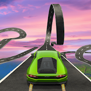 Car Ramp Racing Stunts Impossible Tracks