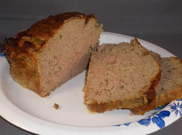 Meat Loaf Italian Style