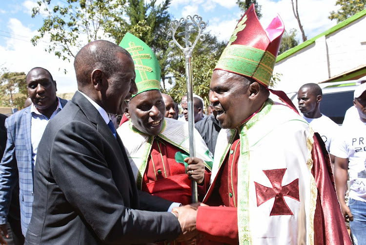 Image result for Kenyan Politicians donating in churches