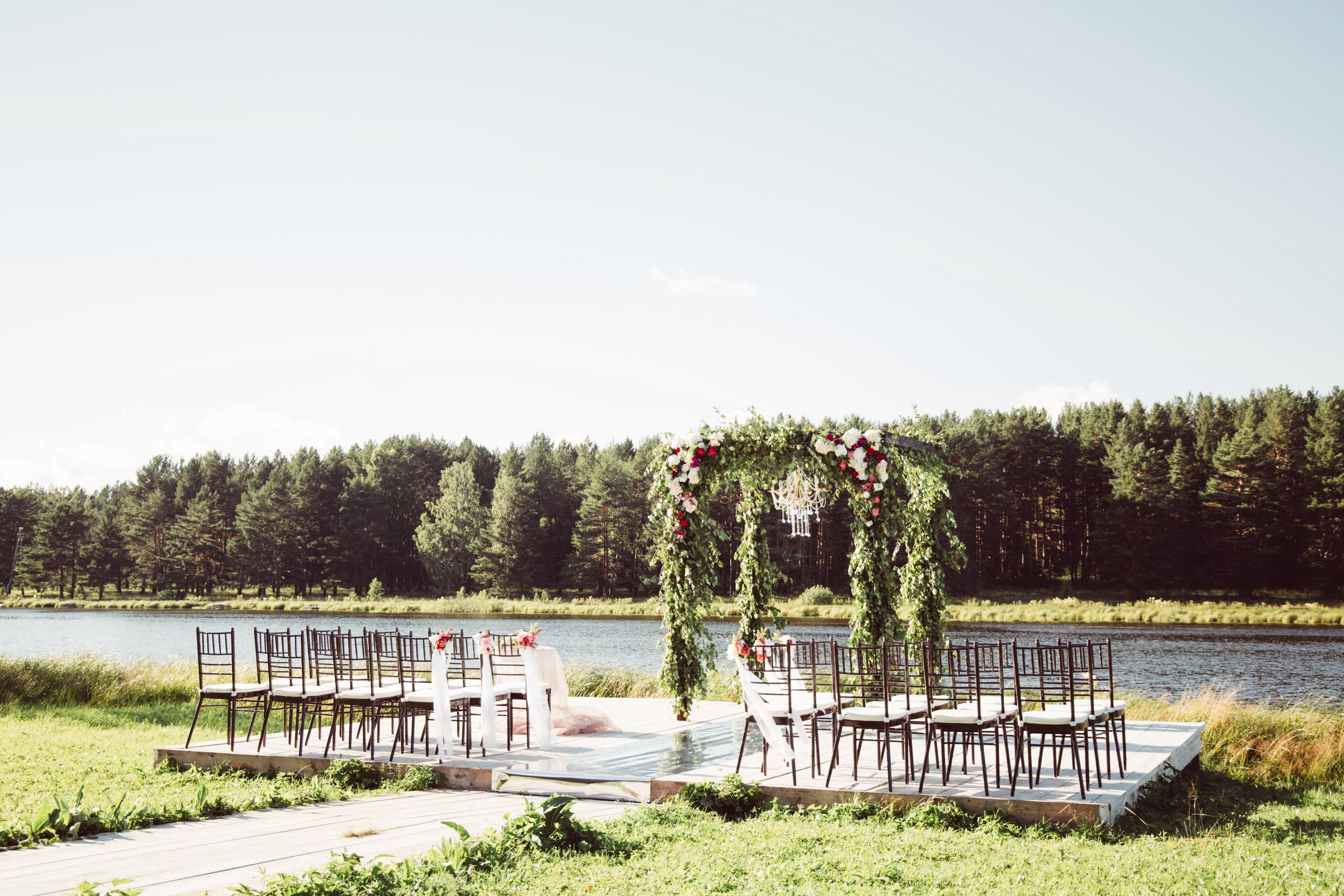 Birch Hall в Екатеринбурге
