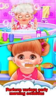Baby Ava Daily Activities 1
