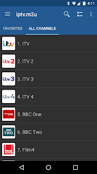 IPTV APK screenshot thumbnail 5