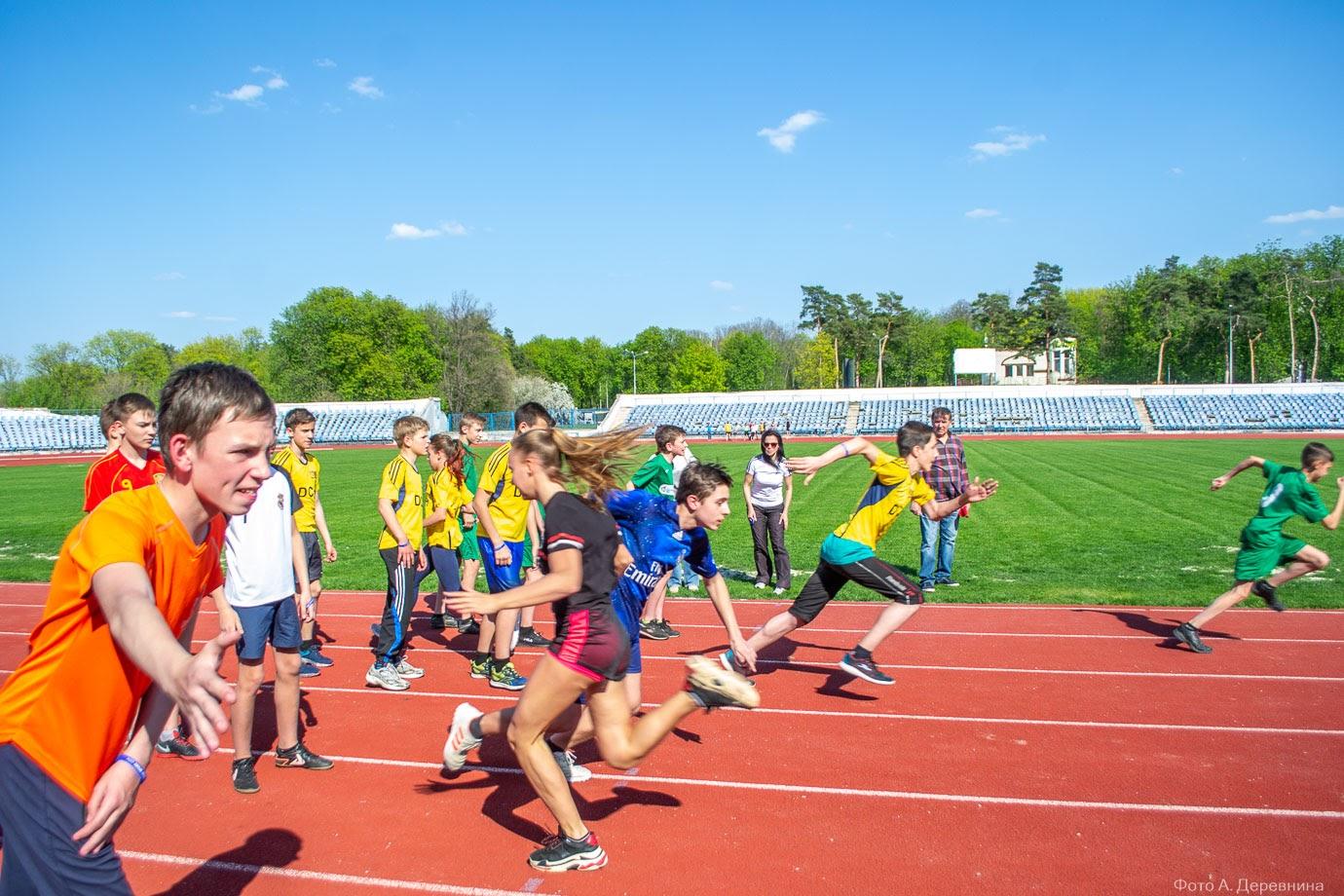 Фотографии. Школьная лига 2019