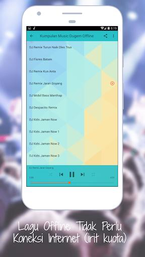 DJ Dugem Terbaru House Remix 2018 OFFLINE 1.0 screenshots 2