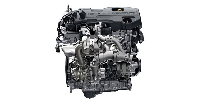 เครื่องยนต์รถยนต์ : Ford Ranger Raptor X