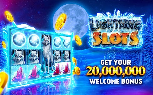 Slots Lightning – Free Slot Machine Mod Apk (Unlimited Wheel Spin) 6