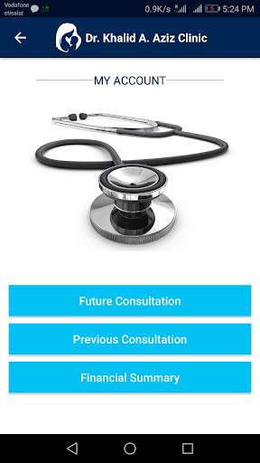 Dr. Khalid A. Aziz Clinic screenshot 7