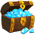 Match 3 Quest - Jewel Digger icon