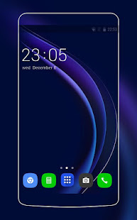 Theme for Huawei Honor 8/P8 HD Wallpaper Icon Pack 2
