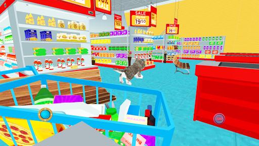 Kitten Cat Craft:Destroy Super Market Ep1  screenshots EasyGameCheats.pro 5