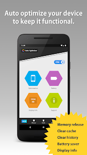 Auto Optimizer – Booster , Battery Saver v10.0.10 build 326 [Paid] 1