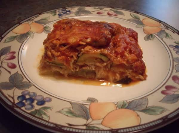 Ciao Bella Parmigiana Di Melenzane O Zucchini(eggplant Or Zucchini Parmesan) Recipe
