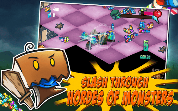 Slashy Hero APK screenshot thumbnail 13
