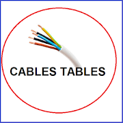 Electrical Cable Table: electricians app