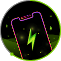 Energy Notch Battery Bar & Battery Indicator Pro icon