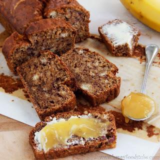 Delicious Banana Bread.