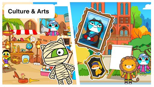 Télécharger Gratuit Main Street Pets Big Vacation - Big Pets Holiday! apk mod screenshots 5