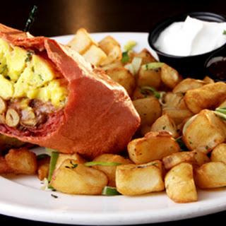 Urban Diner's Huevos Rancheros