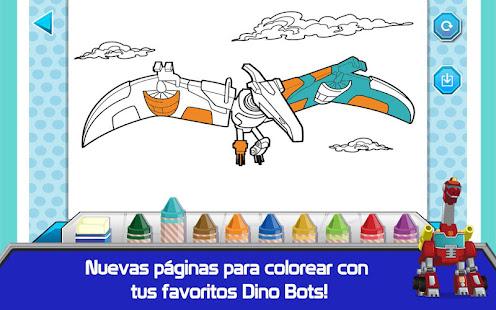 Transformers Rescue Bots: Dino - Aplicaciones en Google Play